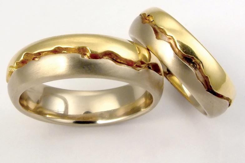 Union Wedding Bands Hand Crafted In Asheville